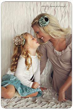 Mother & Daughter Photo | http://bestfriendmemories.blogspot.com