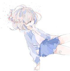 art, kawaii, and manga girl image Anime Oc, Anime Chibi, Kawaii Anime, Manga Anime, Anime Art Girl, Manga Girl, Character Art, Character Design, Beautiful Anime Girl