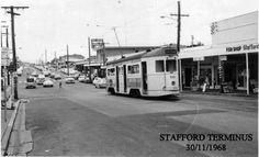 Stafford Terminus 1968