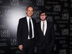 Francois Nars and Louis Desazars