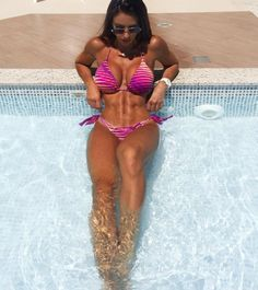 Fit Girls of the World