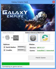 Galaxy Empire Hack