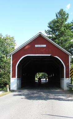 Sawyers Crossing Bridge   Travel   Vacation Ideas   Road Trip   Places to Visit   NH   Historic Site   Architectural Site   Scenic Point
