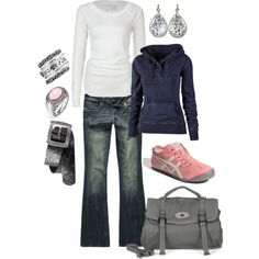 functionally fashionable.  i would change out a few details but cute!