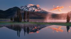Sparks Lake - my instagram : ilhan1077 www.facebook.com/ilhanerogluphotography