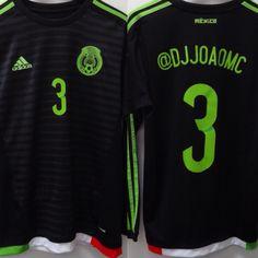 Selección México Copa América y Copa Oro 2015