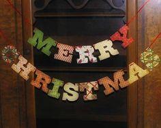 Christmas banner ideas...