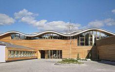Robin House Children's Hospice Balloch, Scotland