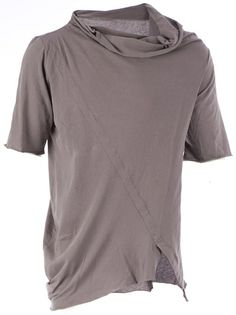 LOST AND FOUND - asymmetric t-shirt 5