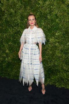 Diane Kruger en robe Chanel au gala du film du  Museum of Modern Art de New York http://www.vogue.fr/mode/inspirations/diaporama/les-looks-de-la-semaine-novembre-2015/23782#diane-kruger-en-robe-chanel-au-gala-du-film-du-museum-of-modern-art-de-new-york