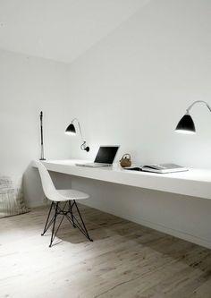 man up the minimalist work space minimalist home office furniturehome