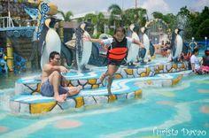 Superman? @ D'Leonor Inland Resort's New Wavepool