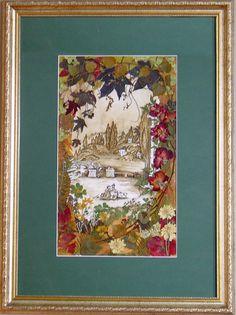 В Алуште показывают картины из лепестков (фото) Dry Leaf Art, Pressed Flower Art, Collage, Diy Crafts, Leaves, Culture, Create, Floral, Flowers