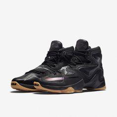 Nike LeBron 13  Black Lion  Nike Shoes 8fe94ecc83