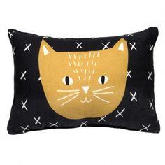 Charlie the Cat Mini-Cushion  MIMI'lou