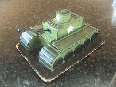 ARMY TANK CAKE Photo:  This Photo was uploaded by zzzjenniferzzz. Find other ARMY TANK CAKE pictures and photos or upload your own with Photobucket free ...