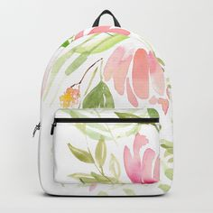 Buy Bouquet of Proteas and fynbos Backpack by susanbrand. Worldwide shipping available at Society6.com. Just one of millions of high quality products available.