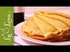Crepe Vegan, Vegan Vegetarian, Vegetarian Recipes, Waffles, Pancakes, Romanian Food, Vegan Cake, Vegan Sweets, Yogurt
