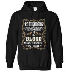 Cool ROTHENBERG - Blood  T shirts