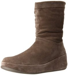 FitFlop Womens Crush Suede BootBungee Cord9 M US -- Visit the image link more details.