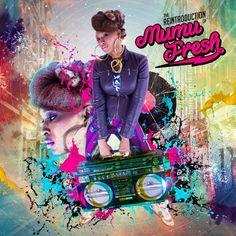 maim album art
