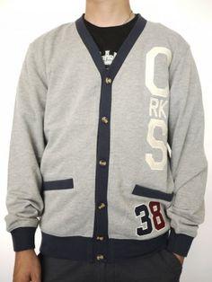 Crooks & Castles Cardigan (CRKS)