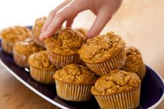 Pumpkin and Millet Muffins | Whole Foods Market