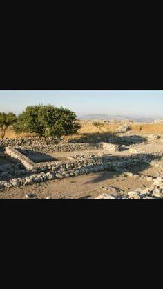 Tempio di Prinias, VII secolo a.C.Cipro