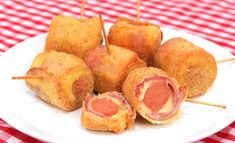 Banderillas de Salchicha con Bacon y Queso | Aperitivos Fáciles y Rápidos