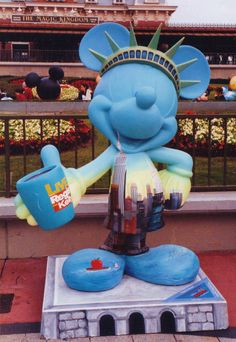 """#69 """"Big City Mouse"""" By Kelly Ripa - TV Host. $5,000. for Glaser Pediatric AIDS Foundation"""