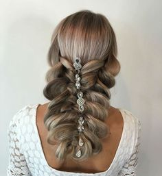 awesome 95 Phenomenal Hairstyles for Thick Hair - Making Good Use of Volume Check more at http://newaylook.com/best-hairstyles-for-thick-hair/