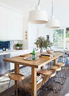 Beachside bohemian bliss - Homes, Bathroom, Kitchen & Outdoor | Home Beautiful Magazine Australia