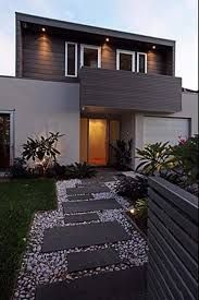modern front garden pathway - Google Search