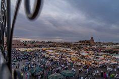 Djemaa el Fna   #Marrakech Public Square, Dolores Park, Paradise, Magic, Night, Travel, Marrakech, Travel Tips, Heart