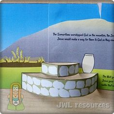 Woman at the well (John 4) | Make 2 - Jesus Without Language