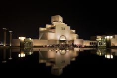 Doha's Museum of Islamic Art, Qatar. I visited this amazing museum last weekend.