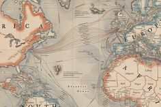A map of all the underwater cables that connect the internet — Vox Cable Internet, Sem Internet, Computer Technology, Educational Technology, Technology News, Underwater Cable, Science Trivia, Science Pics, Submarine Cable