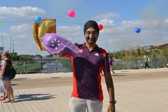 Join In Blog - Dan from Romford in Essex worked in IT at Excel during the London 2012 Games. One year on, he's still got the volunteering bug. Here Dan tells us why volunteering is so infectious.