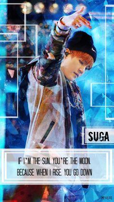 Cypher Pt.2 | Suga's lyrics are amazing omg << Savage