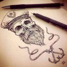 Dead sailor