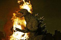 The <i>Real</i> 'Godzilla' Returns to Japan!