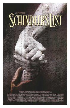 Schindler's List, unas de las mejores que vi #TCM