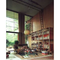 Charles and Ray Eames; The Eames House, 1949