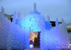 Linda festa Frozen para se inspirar e apaixonar