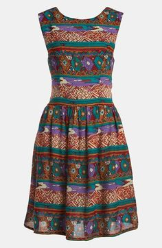 Sincerely, Jules Savvy picks: MINKPINK Woodstock Print Dress