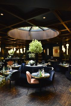 Perfect lunch place at Le Roch Hotel Paris