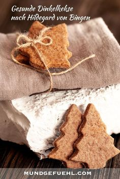 Healthy cookies with spelt flour inspired by Hildegard von Bingen - there is definitely a way to enjoy Christmas time in a healthy manner ; Cookies Healthy, Yummy Cookies, Baby Food Recipes, My Recipes, Spelt Flour, Culinary Arts, Party Snacks, Food Photo, Kids Meals