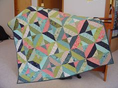 hexagon jelly roll quilt | Recent Photos The Commons Getty Collection Galleries World Map App ...
