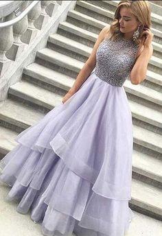 Charming Prom Dress,Amazing prom Dress,Cheap Prom Dress,Tulle Prom Dress,Ball Gown Prom Dress,,Beading Prom Dress, 2018 Prom Dress, Prom Dress