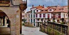 Plaza do Trigo. Ourense (Galicia)